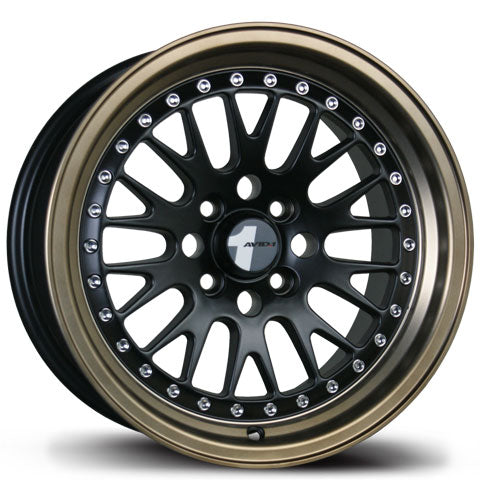 Avid.1 AV-12 15x8 4x100 25mm Offset 73.1 Center Bore - Draven Performance