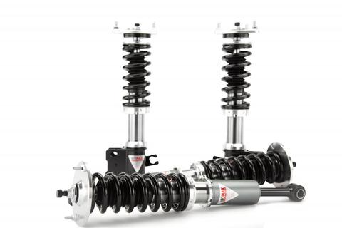 Silvers NEOMAX Coilover Kit - 2017+ Honda Civic Type R - Draven Performance