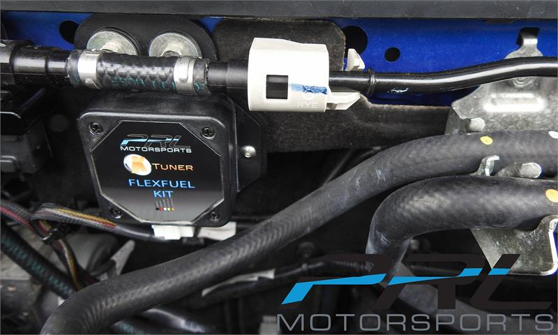 PRL Motorsports Plug n Play Flex Fuel Kit - 2017+ Honda Civic Type R - Draven Performance