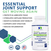 Essential Joint Support - 2000mg MSM | 1500mg GS | 1200mg CS
