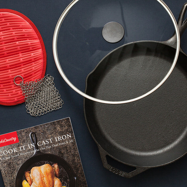 Cast Iron Kit The America S Test Kitchen Shop