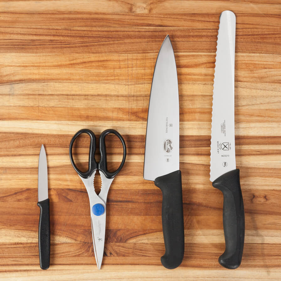 Essential Knife Set