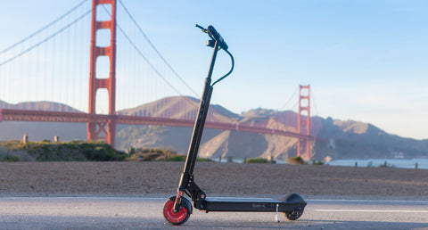 electric scooter ev