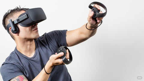 virtual reality oculus facebook