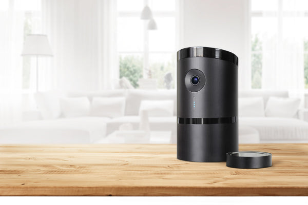 Angee. The First Truly Autonomous Home Security System. - Designclusive