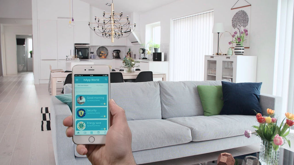 Animus Heart :  Give your smart home a heart