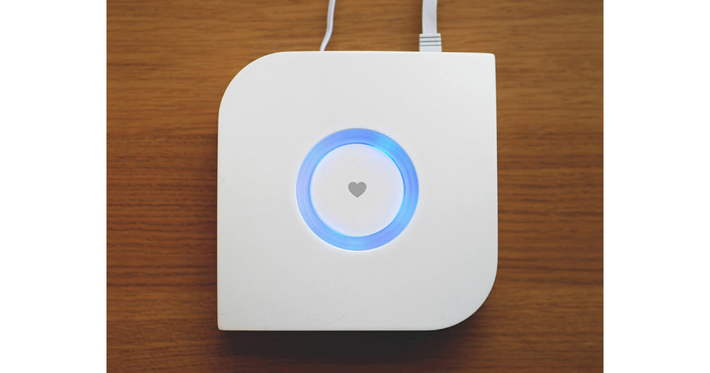 Animus Heart :  Give your smart home a heart - Designclusive
