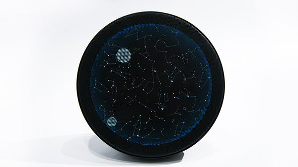 Cosmos constellation clock speaker - Designclusive