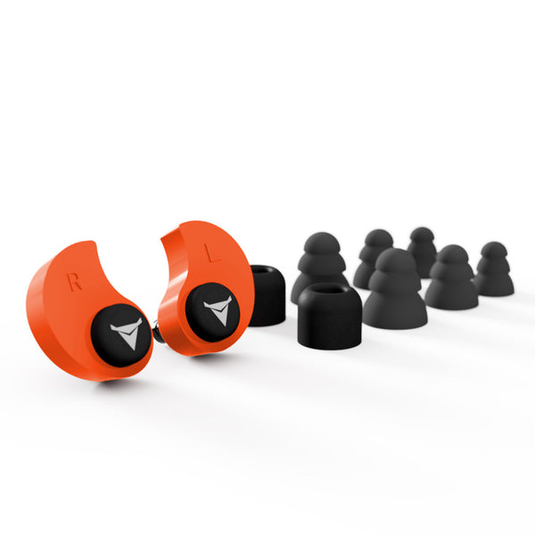 Decibullz :  Custom-Fit Bluetooth Wireless Earphones - Designclusive