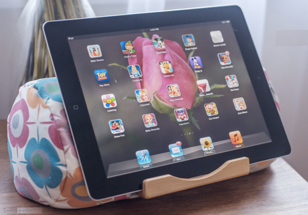 BAMBOO SONG: iPad Pillow - Designclusive