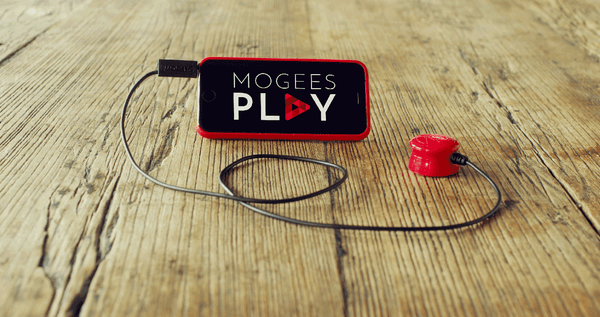 Mogees Play - Learn, make music and play games