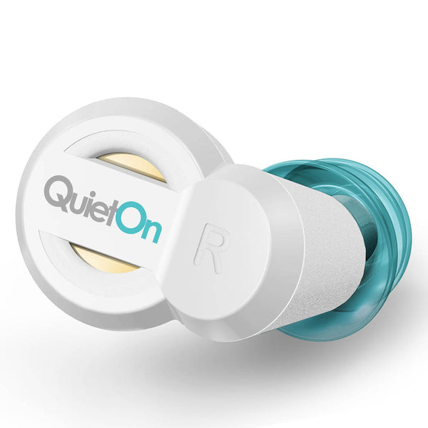 QuietOn : Active Noise Cancelling Earplugs - Designclusive