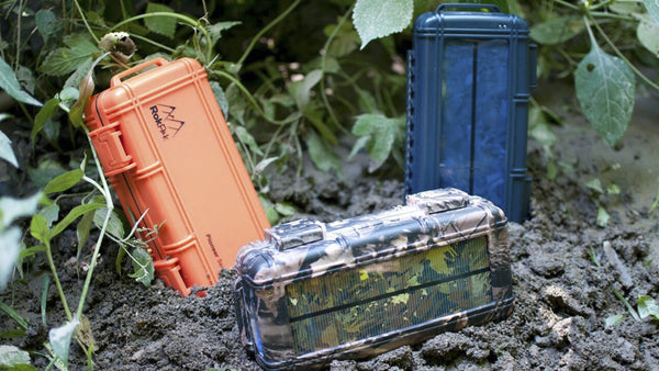 RokPak : World's First Solar, Battery, Drybox All In One