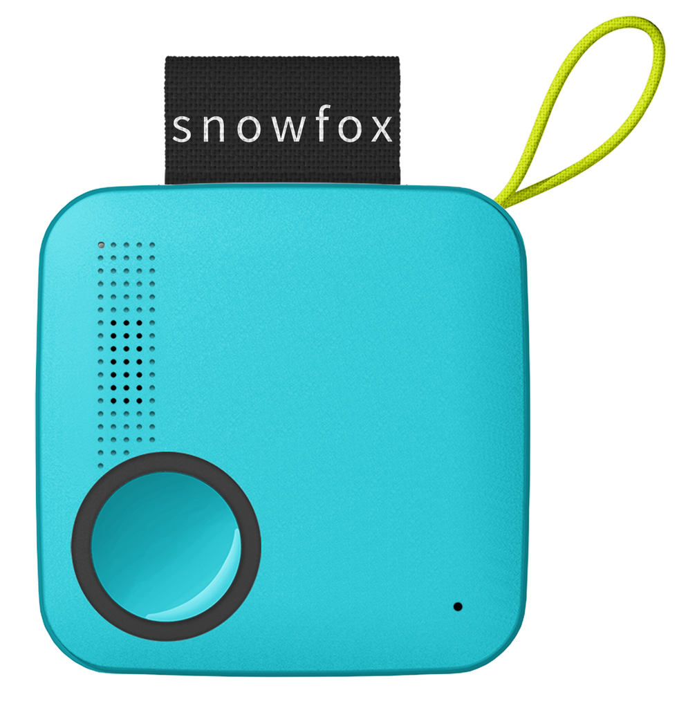 Snowfox: The Trackerphone For Kids