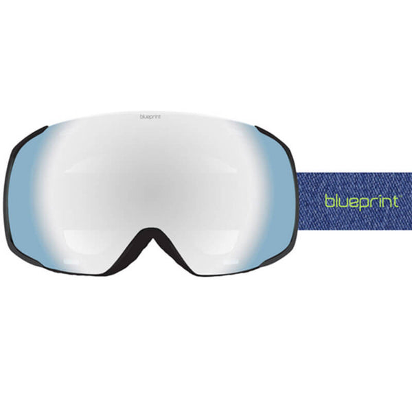 Blueprint BSG2 :Magnetic, Unbreakable Snow Goggles - Designclusive
