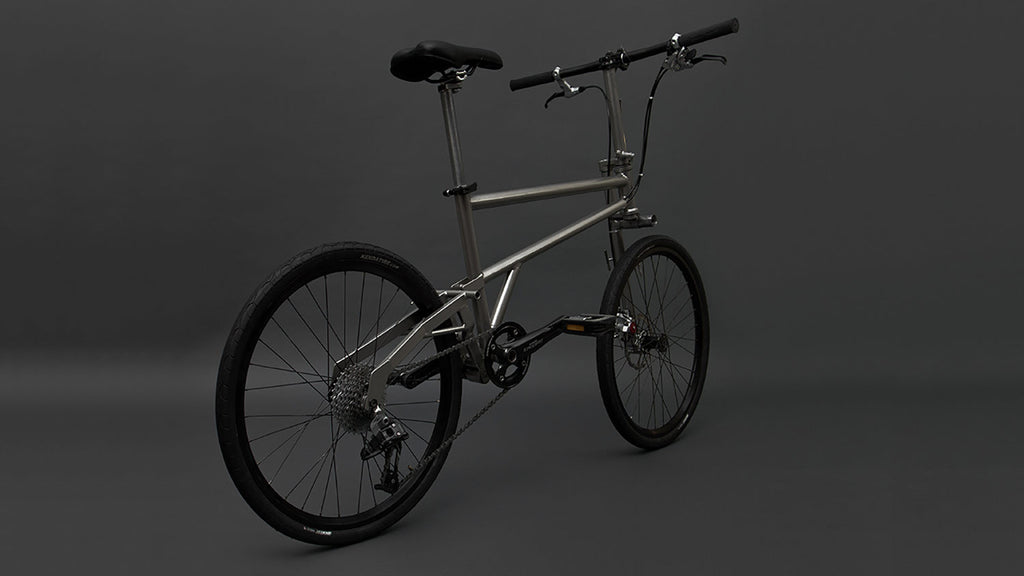 Helix™ - The World's Best Folding Bike - Designclusive
