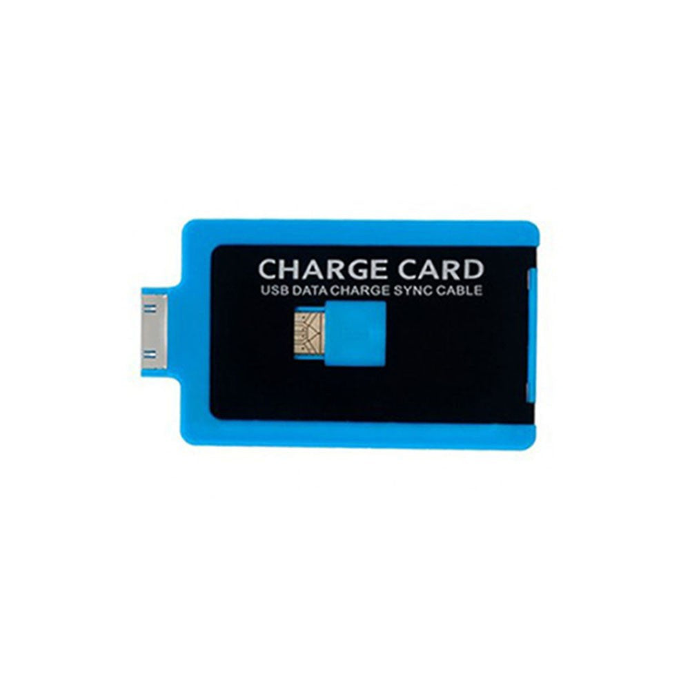 ChargeCard for iPhone and Android - Designclusive