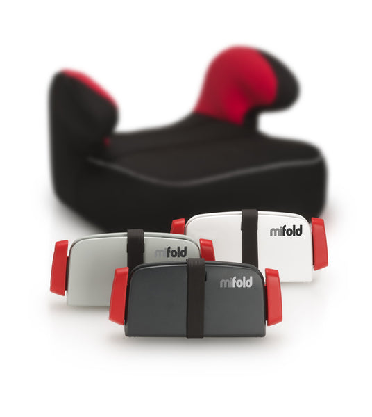 mifold - the Grab-and-Go Booster seat