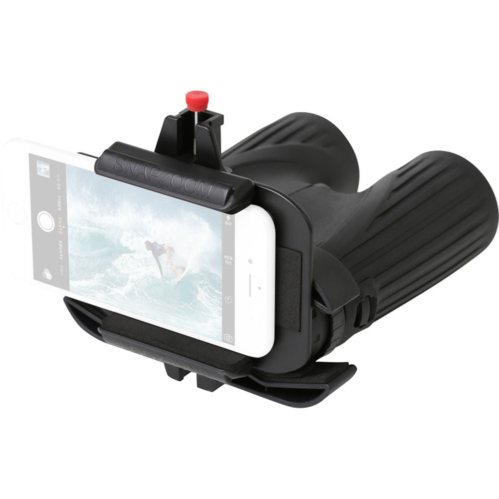 Snapzoom Universal Digiscoping Adapter for iPhone & Android