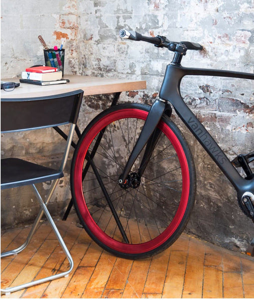 Vanhawks Valour | First ever connected carbon fibre bicycle
