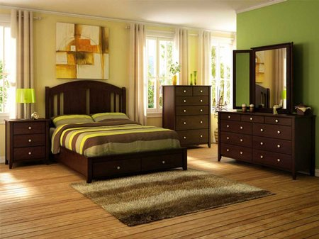Rossport by College Woodwork – The Bedroom Furniture & Mattress Gallery