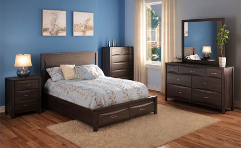 Amesbury by College Woodwork  The Bedroom Furniture  Mattress