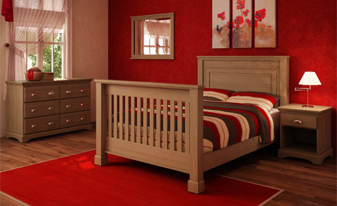 Look no further than the Carson Collection. The Carson crib will be the the  focus of your nursery; with solid wood moldings and beveled panel ...