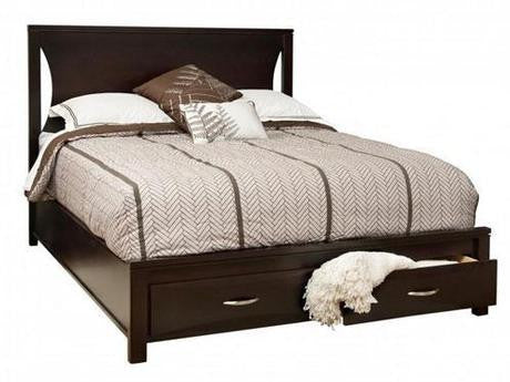 Amesbury Bed with Drawers