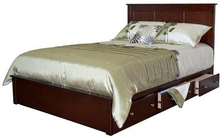 Bayview Storage Bed