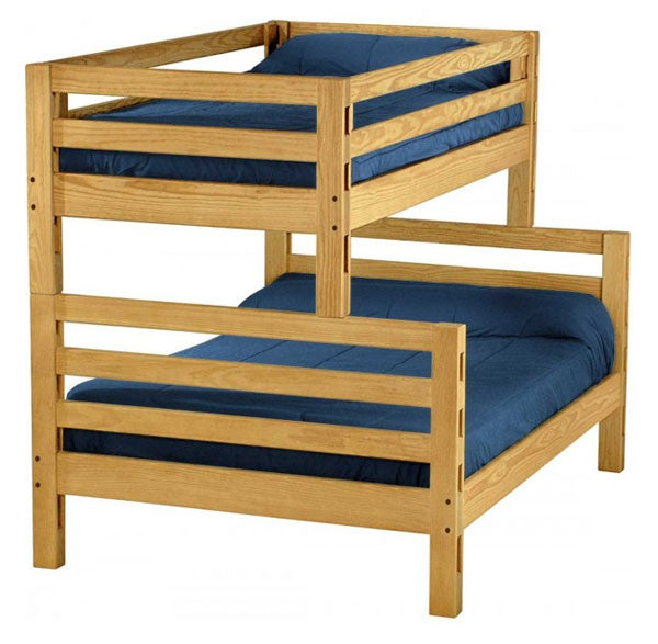 Ladder End Bunk Bed - Classic Finish