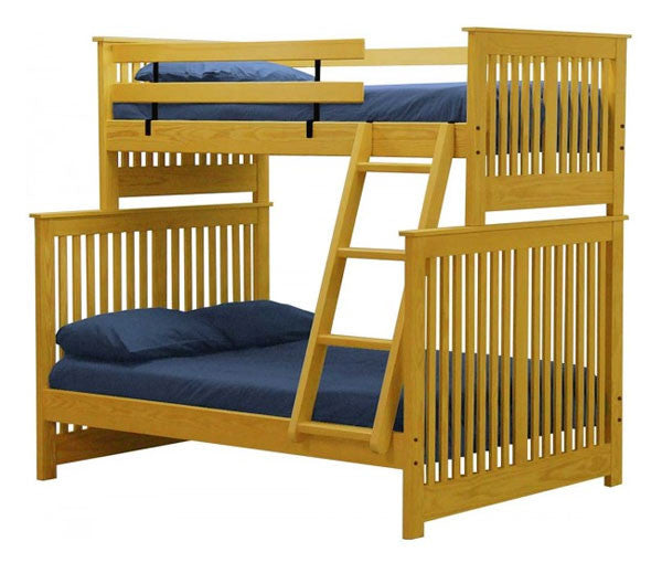 Shaker Bunk Bed - Classic Finish