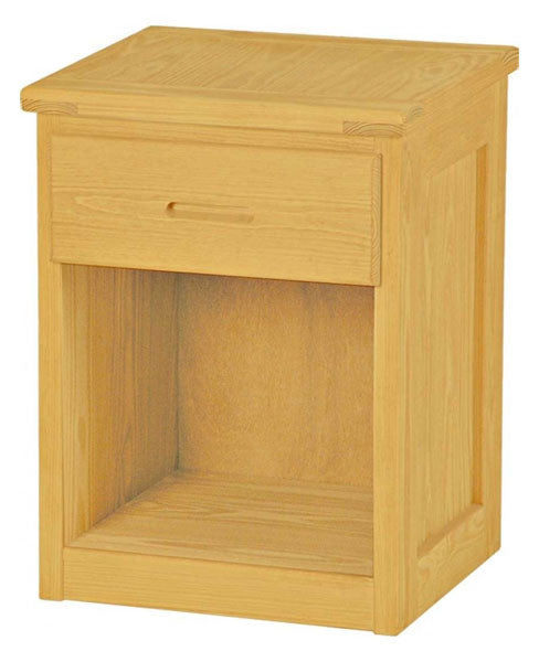 Classic 1 Drawer Tall Night Table
