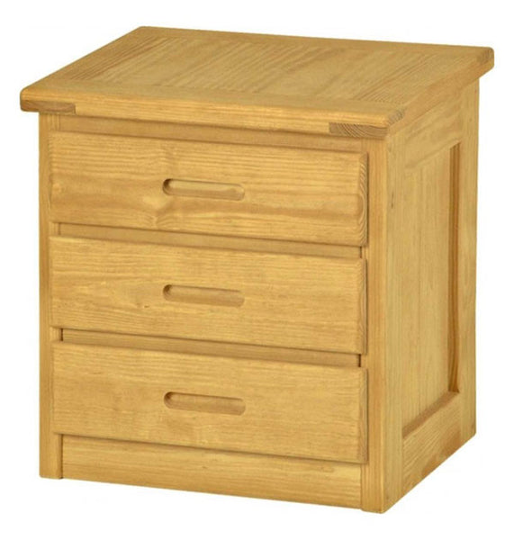 Classic 3 Drawer Night Table Furniture