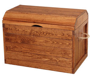 Pioneer Chest with Safety Hinge