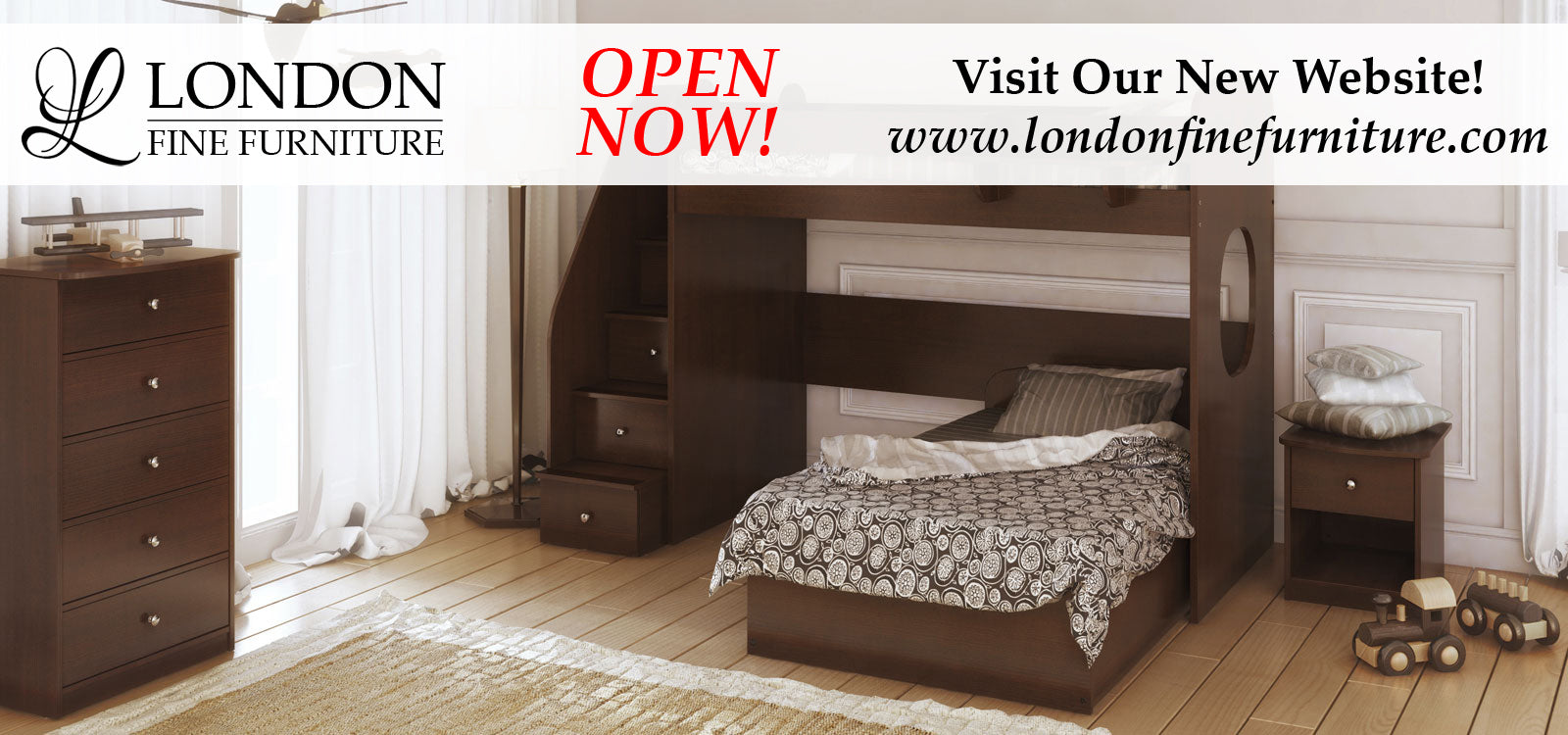 London Furniture Store Quality Wood Canadian Made Bedroom Furniture ...