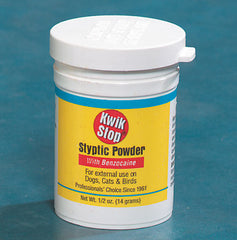 Styptic powder for dogs image