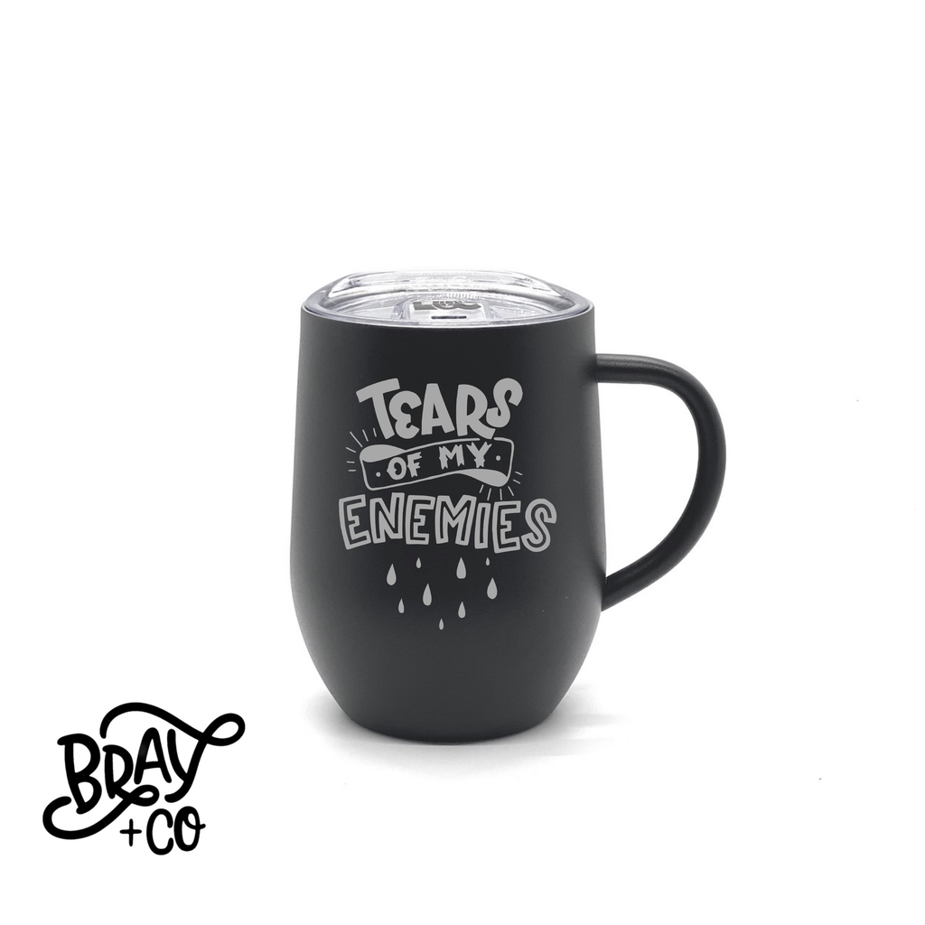 Tears Of My Enemies 12oz Mug