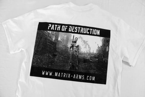 Path Of Destruction Tee