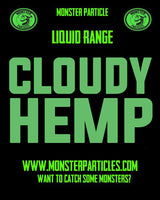 Cloudy Hemp Oil