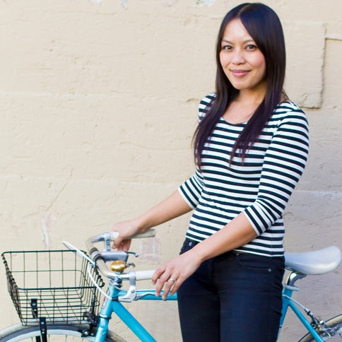Street Style Bike Fashion - Gritchelle