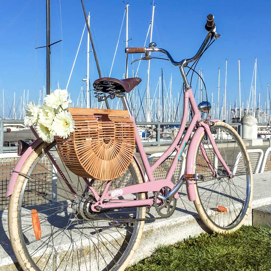 Pretty Bikes to Ride in Style