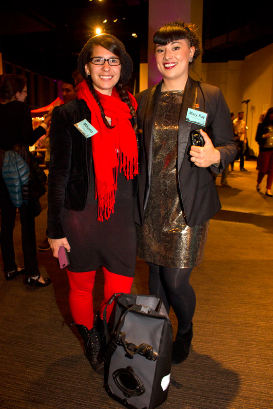 Bike Fashion: Party Pics From SFBC's Winterfest
