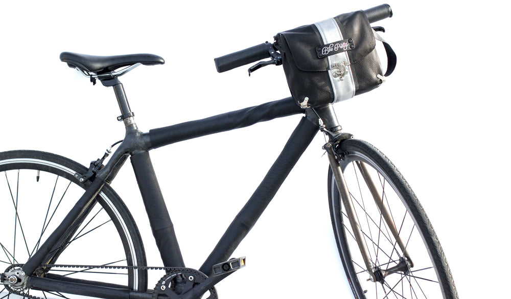 Everyday Bike Bag: The Bike Pretty Satchel