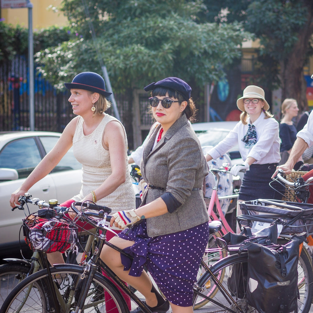 San Francisco Tweed Ride 2016