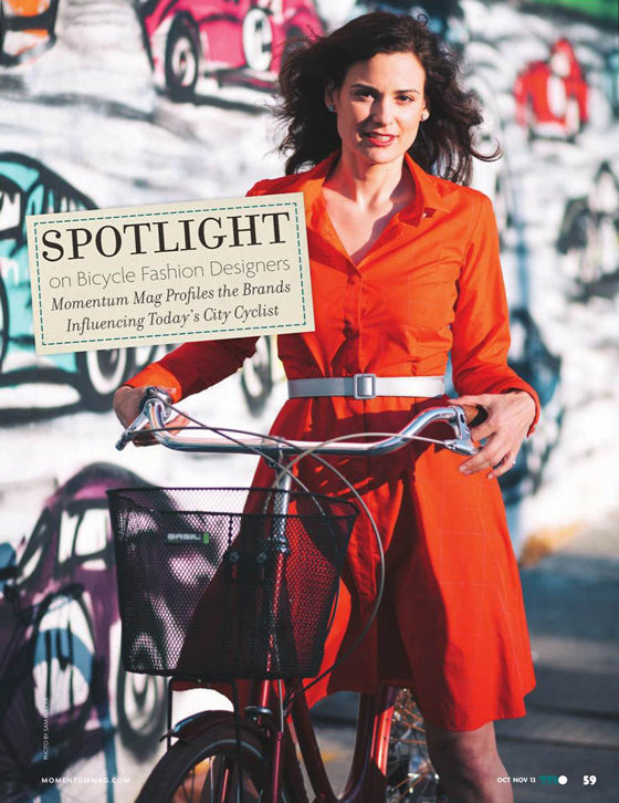 September Issues: Bike Fashion Designers