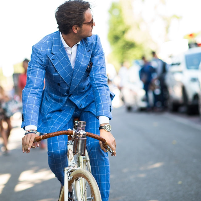 Sprezzatura - Bike Fashion for Men