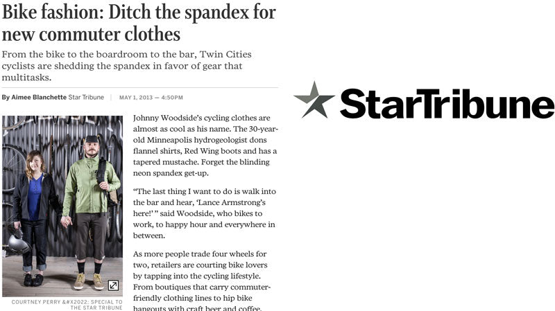 Bike Pretty in the Star Tribune