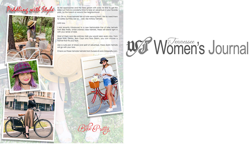 Bike Pretty in the Tennessee Women's Journal
