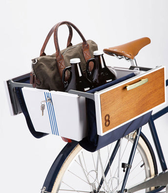 Buca Boot: The Bike Pannier that locks