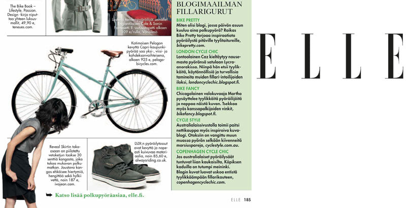Bike Pretty in Elle Finland